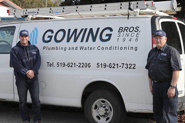 Gowing Brothers Plumbing Services