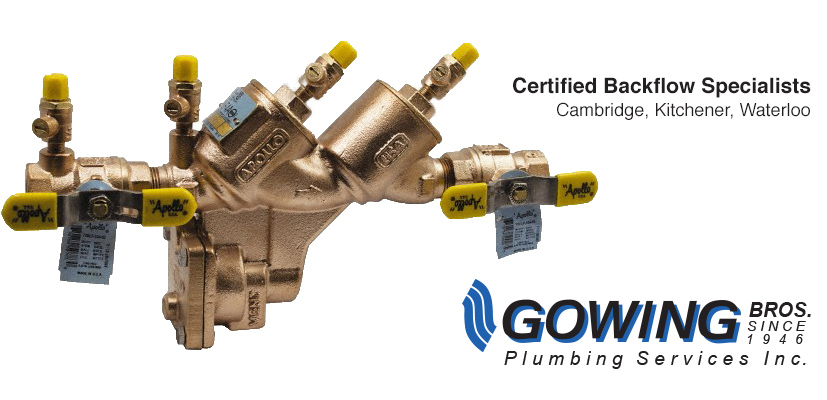 Certified Backflow Specialists