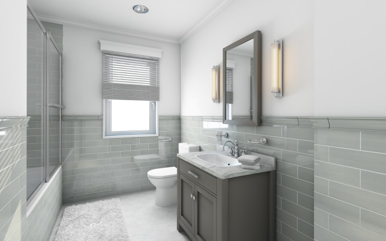 Kitchen and bathroom renovations for Bathroom renos images
