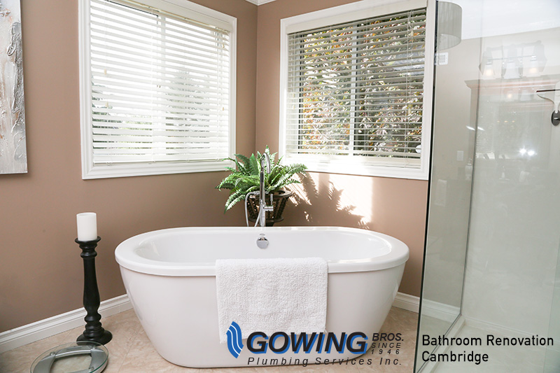 Bathroom Renovation Gowing Brothers Plumbing